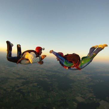 Stage de Parachutisme AFF en Italie