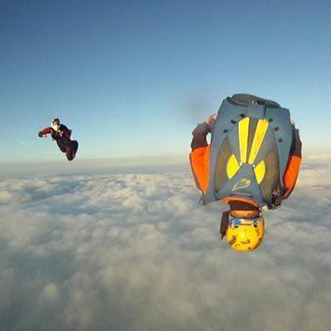 Stage Parachutisme PAC en région Italie