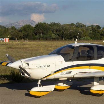 Stage initiation avion en région Provence-Alpes-Côte d'Azur et Corse