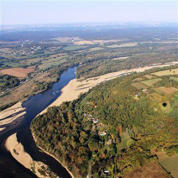 Baptême de l'air montgolfière en région Bourgogne