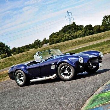 Stage de Pilotage Shelby AC Cobra - Circuit de Lohéac