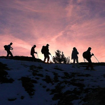 Rando Raquette et Nuit en Igloo en Ariège