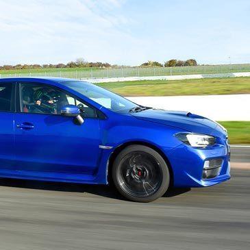 Circuit de Trappes, Yvelines (78) - Stage de Pilotage Subaru