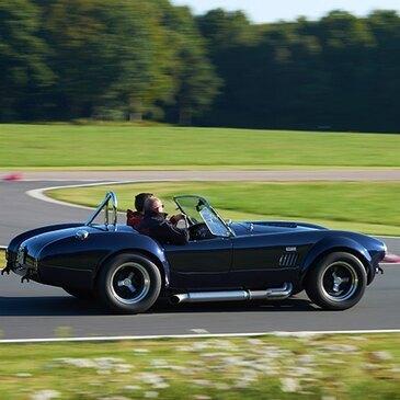 Stage de Pilotage Shelby AC Cobra - Circuit d'Issoire