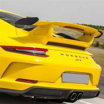 Baptême Porsche 991 GT3 Phase 2 Circuit Castellet Piste GP