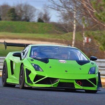 Stage de pilotage Lamborghini, département Calvados