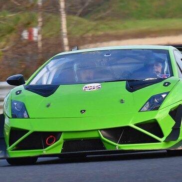 Baptême de Pilotage Lamborghini Supertrofeo Circuit d'Issoire