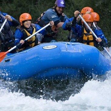 Rafting en Espagne Llavorsí-Sort (Descente sportive)