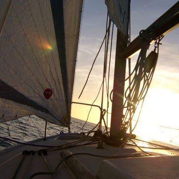Balade en voilier - Quimper