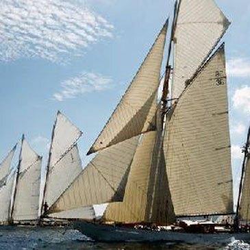 Balade en bateau Régate des Voiles de Saint-Tropez