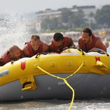 Jeux nautiques en région Provence-Alpes-Côte d'Azur et Corse