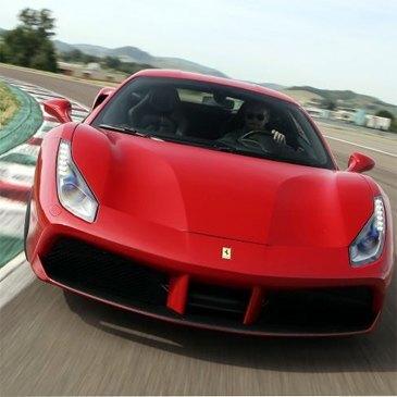 Baptême en Ferrari 488 GTB sur le Circuit de Lohéac