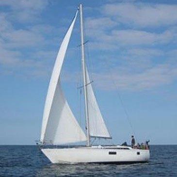 Week-end en voilier privatisé au départ de Granville