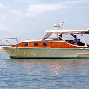 Location de bateau avec skipper à Arcachon