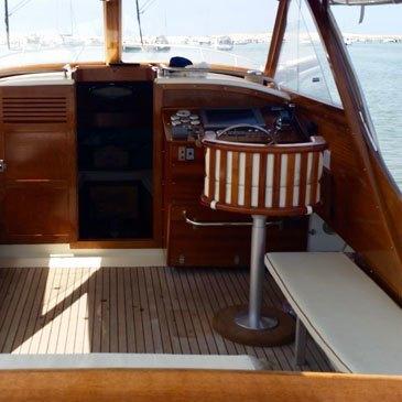 Balade en bateau en région Aquitaine