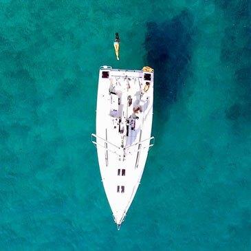 Location privative de voilier avec skipper à Marseille