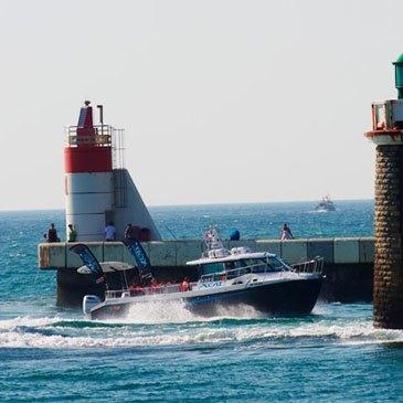 Capbreton, Landes (40) - Balade en bateau