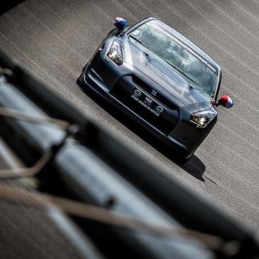 Stage de pilotage Nissan GT-R Circuit Mortefontaine