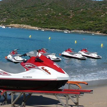 Cargèse, Corse du Sud (2A) - Jet ski Scooter des mers