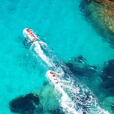 Jet ski Scooter des mers proche Cargèse