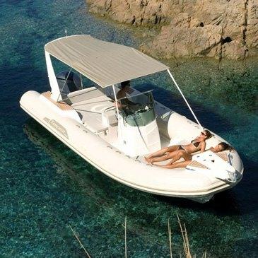 Location de bateau à Cargèse