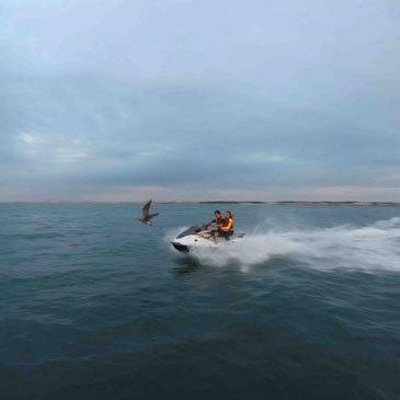 Jet ski Scooter des mers en région Pays-de-la-Loire