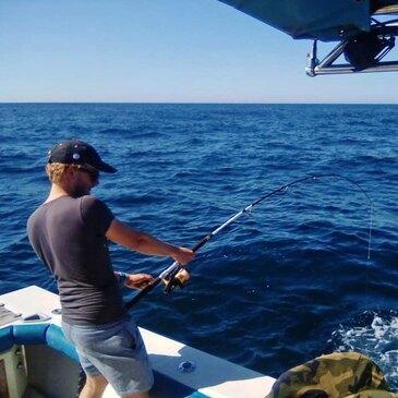 Pêche Sportive dans le Bassin d'Arcachon