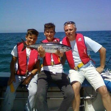 Journée Pêche au Thon dans le Bassin d'Arcachon
