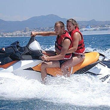 Jet ski Scooter des mers, département Var