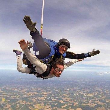 saut en parachute nord
