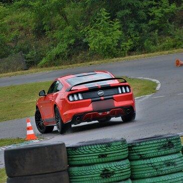Stage de Pilotage Ford Mustang en région Rhône-Alpes