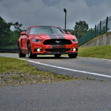 Paddock 42 - Andrézieux, Loire (42) - Stage de Pilotage Ford Mustang