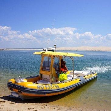 Arcachon, Gironde (33) - Balade en bateau