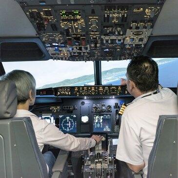 Simulateur de Vol en région Lorraine