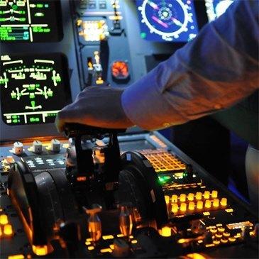 Simulateur de Vol en Avion de Ligne à Paris-Orly