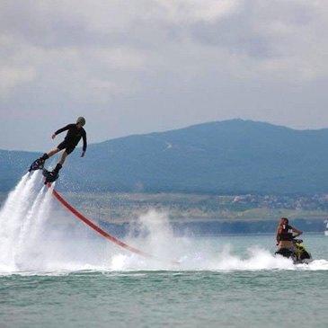 Flyboard en région Aquitaine