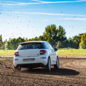 Stage de Pilotage Rallye sur le Circuit Terre d'Issoire