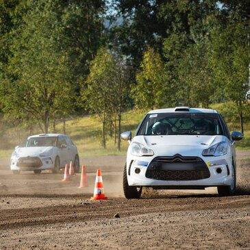 Stage de Pilotage Rallye en région Auvergne