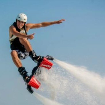 Initiation au Flyboard et Jet Ski à Nice