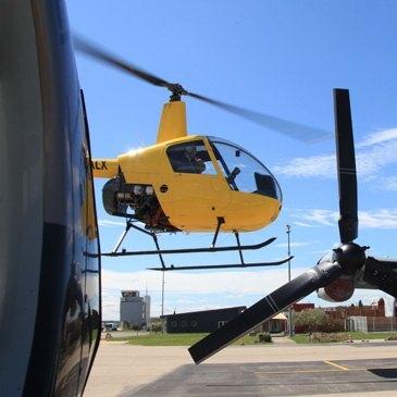 Vol d'initiation au Pilotage d'Hélicoptère à Avignon
