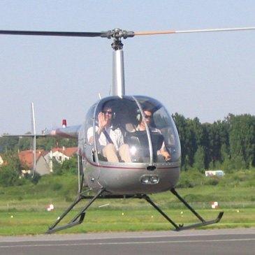 Journée Découverte du pilotage d'hélicoptère à Brive-la-Gaillarde