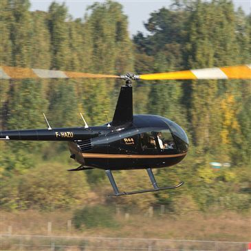 Aéroport de Brive, Corrèze (19) - Stage initiation hélicoptère