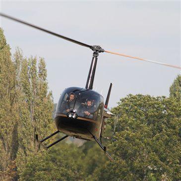 Stage initiation hélicoptère proche Aéroport de Brive