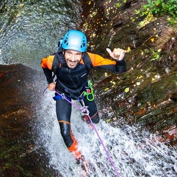 Canyoning - Canyon de l'Argensou Inférieur (Descente facile)