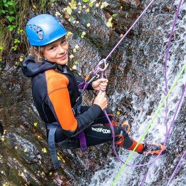 Niaux, Ariège (09) - Canyoning