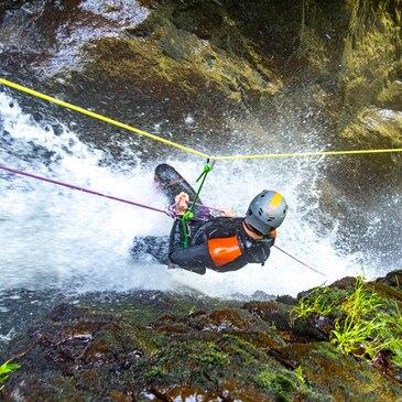 Canyoning - Canyon de Subra (Descente sportive)