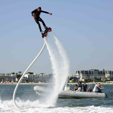 Initiation au Flyboard à La Baule