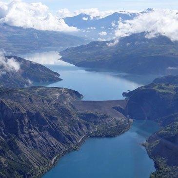Baptême en ULM et Autogire, département Hautes Alpes