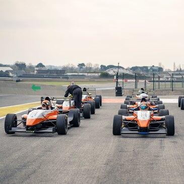Stage de Pilotage Formule Renault Circuit d'Albi