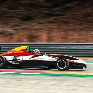 Stage de pilotage Formule Renault, département Tarn